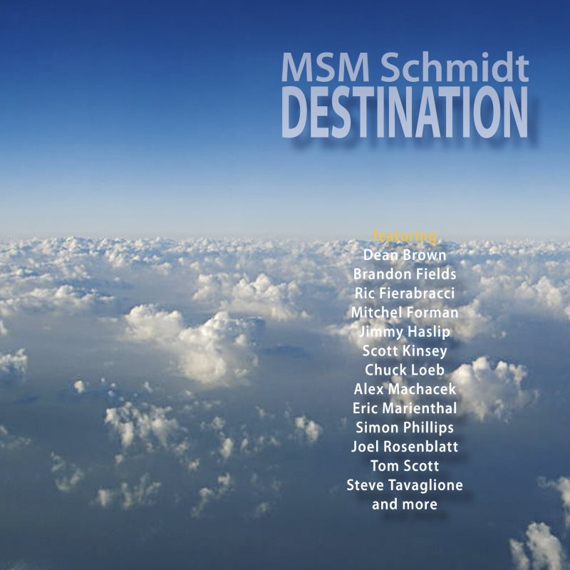 Destination Cover